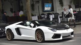 Lamborghini Aventador Roadster từng qua tay Cường Đô la tại Hà Nội