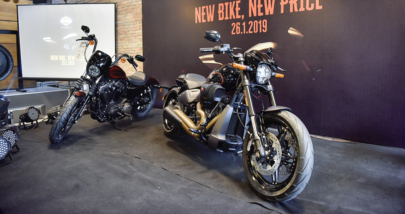 Bảng giá xe Harley-Davidson đời 2019 tại Việt Nam, giảm không tưởng