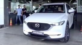 Cầu thủ Phan Văn Đức tậu Mazda CX-5 2019 chơi Tết