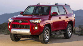 Top 10 mẫu ôtô giữ giá nhất trên thị trường 2019