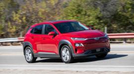 Hyundai Kona động cơ điện bắt đầu mở bán, giá từ 29.995 USD
