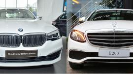 Hơn 2 tỷ, Chọn BMW 520i G30 hay Mercedes-Benz E200?