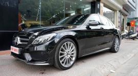 Mercedes-Benz C300 AMG siêu lướt bán lại giá 1,8 tỷ
