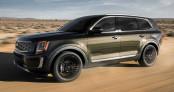 Kia Telluride 2020 có giá từ 31.690 USD