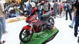 Benelli RFS 150i giá 40 triệu sắp mở bán tại Việt Nam