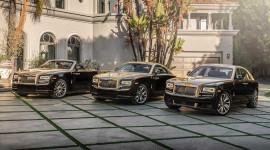 Rolls-Royce chào xuân Kỷ Hợi bằng 4 phiên bản đặc biệt