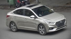Hyundai công bố doanh số bán hàng tháng 1/2019, Accent dẫn đầu