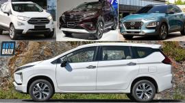 Top 5 ô tô GẦM CAO tầm giá 500-700 triệu đồng