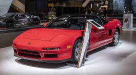 Ảnh Honda NSX Concept 1989 và NSX 2019 tại Chicago Auto Show
