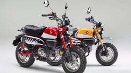 """""""Xe khỉ"""" Honda Monkey 125 nhận giải thưởng """"xuất sắc"""" từ Nikkei"""