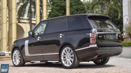 Ảnh chi tiết Range Rover Autobiography LWB 5.0 2018 giá hơn 13 tỷ
