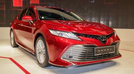Toyota Camry 2019 đạt chuẩn an toàn 5 sao từ ASEAN NCAP