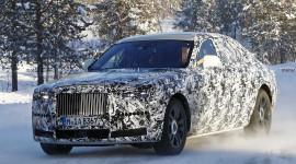 Rolls-Royce Ghost 2020 bị bắt gặp trên đường thử