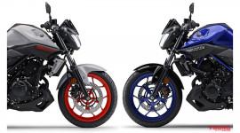 Yamaha MT-03 và MT-25 2019 trình làng, giá hơn 4.800 USD