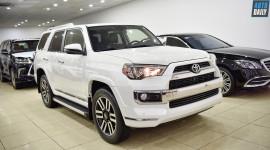 Chi tiết Toyota 4Runner Limited 2019 giá 4 tỷ đồng tại Việt Nam