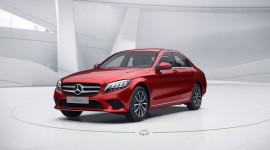 Mercedes-Benz C-Class 2019 sắp ra mắt thị trường Việt Nam