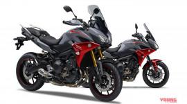 Yamaha Tracer 900 2019 – Đối thủ Kawasaki Versys 1000 trình làng