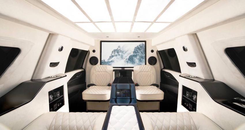 Khám phá Cadillac Escalade chống đạn với nội thất xa xỉ, giá nửa triệu USD