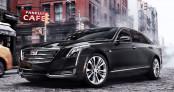 Toàn bộ xế sang Cadillac sẽ được trang bị công nghệ lái bán tự động từ 2020