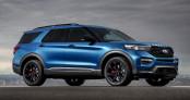 Ford Explorer 2020 có giá khởi điểm từ 33.860 USD