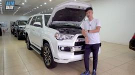 Toyota 4Runner Limited 2019 có gì với mức giá 4 tỷ đồng?