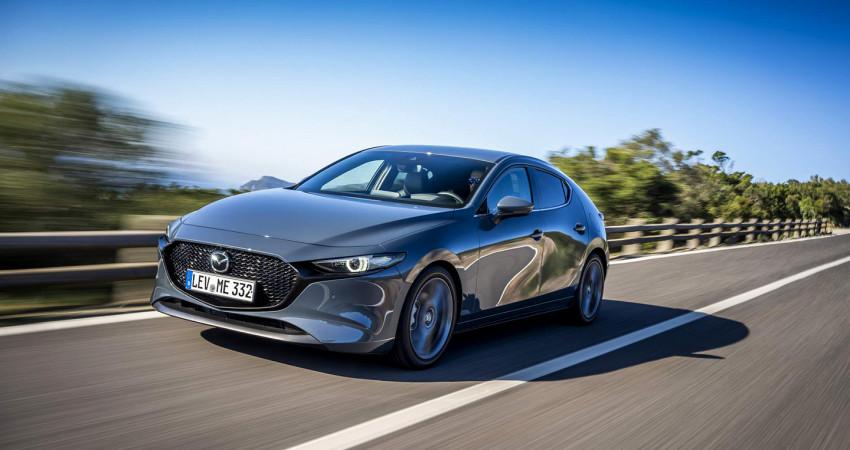 Mazda3 2019 ra mắt thị trường châu Âu