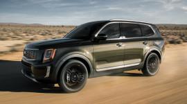 Kia Telluride 2020 có khả năng tiết kiệm nhiên liệu vượt trội