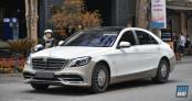 Mercedes-Benz S450 L độ bodykit Maybach S560 cực chất tại HN