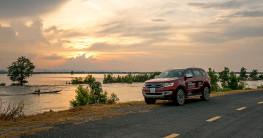 Ford Everest – Mẫu xe lý tưởng dành cho gia đình