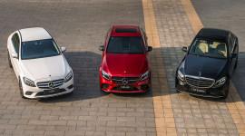 Mercedes-Benz C-Class 2019 chính thức ra mắt, giá từ 1,5 tỷ đồng