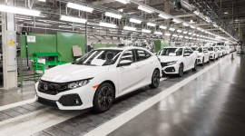 Honda Civic hatchback thế hệ mới có thể được sản xuất tại Mỹ
