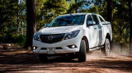 Nhận ngay ưu đãi 40 triệu đồng khi sở hữu Mazda BT-50