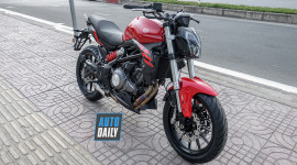 Chi tiết Benelli 302S 2019, đối thủ Yamaha R3 tại Việt Nam