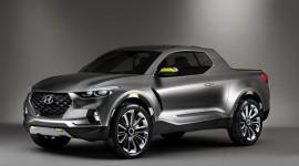 Hyundai Santa Cruz phiên bản sản xuất sẽ không giống hệt phiên bản concept