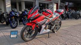 Ảnh chi tiết Honda CBR150R ABS 2019