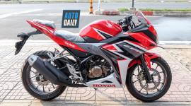 Cận cảnh Honda CBR150R ABS 2019 đầu tiền về Việt Nam
