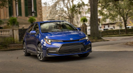 Toyota Corolla 2020 chốt giá từ 19.500 USD