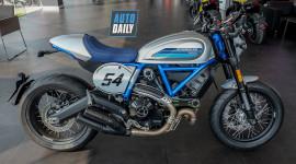 Ảnh chi tiết Ducati Scrambler Cafe Racer 2019