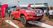 Đánh giá Nissan Terra bản cao cấp nhất qua các bài thử trên đường địa hình