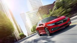 Honda Civic phiên bản thể thao RS sắp ra mắt khách Việt