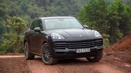 Đánh giá Porsche Cayenne 2018: Tự hào là người chiến thắng