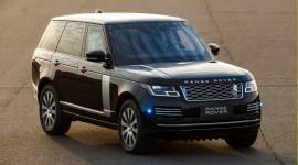 Xe bọc thép Range Rover Sentinel được nâng cấp động cơ mạnh mẽ hơn