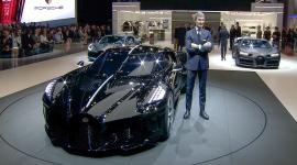 Bugatti La Voiture Noire: Xe đắt nhất thế giới giá 18,9 triệu USD