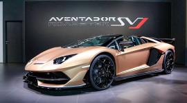 Ra mắt siêu xe mui trần Lamborghini Aventador SVJ, giá 574.000 USD