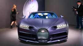 Diện kiến Bugatti Chiron Sport 110 Ans sản xuất chỉ 20 chiếc
