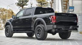 Chạm trán siêu bán tải Ford F150 Raptor 2018