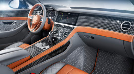 Lộ diện Bentley Continental GT độ nội thật cực độc
