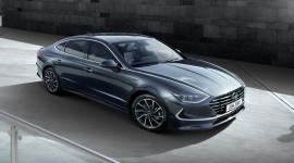 Hyundai Sonata 2020 được trang bị công nghệ khóa kỹ thuật số