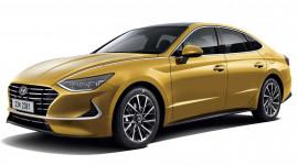Hyundai Sonata 2020 ra mắt với thiết kế đột phá