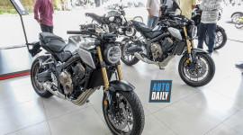 Cận cảnh Honda CB650R 2019 chính hãng giá 246 triệu tại Việt Nam